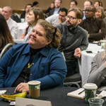 2019 Conference Peggy Brown, Megan Hinte