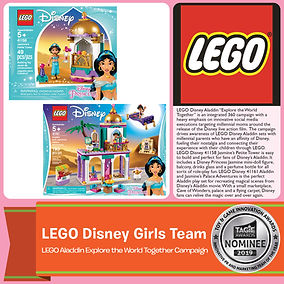 HGG 2019-LEGO Disney Girls Team-PR & Mar