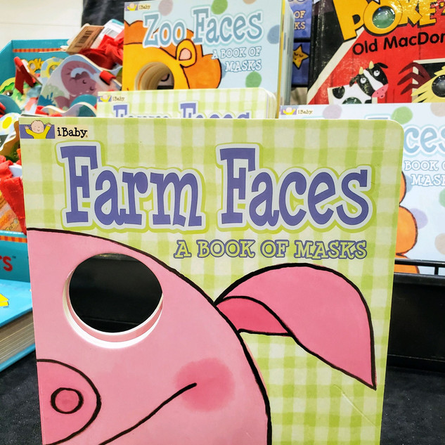 2019 Fair books at Fair, photo courtesy