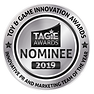 TAGIE Awards Nominee Seal - SILVER INNOV