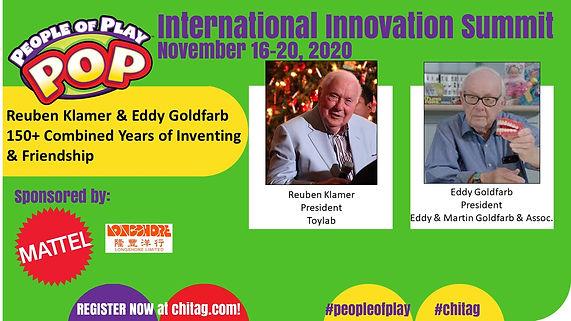 Reuben Klamer & Eddy Goldfarb 150 Combin