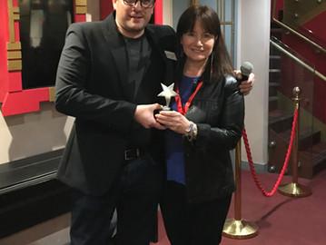 U.K. Toy Inventors' Dinner Honors  Mary Couzin with Prestigious I.D.I.O.T. Award