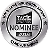 TAGIE Awards Nominee Seal  - Start Up Aw