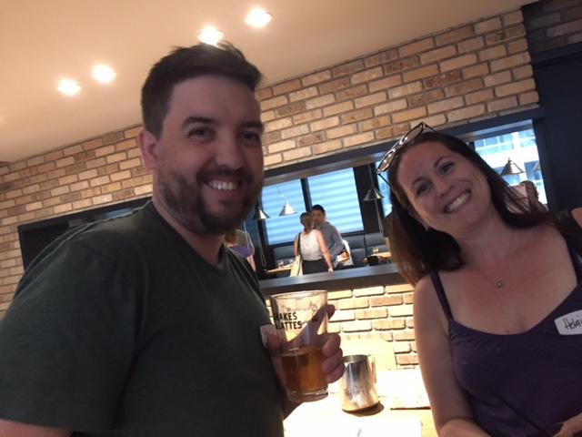 Toronto 2018 Tyler and Helaina Cappel