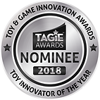 TAGIE Awards Nominee Seal - Toy Innovato