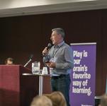 2019 Conference Richard Gill hosting on