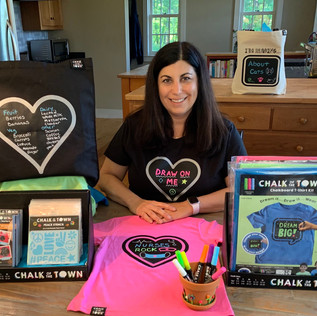 """Draw, Wear, Erase, & Repeat: These shirts are the """"Chalk of the Town"""" tBR Company of the Week"""