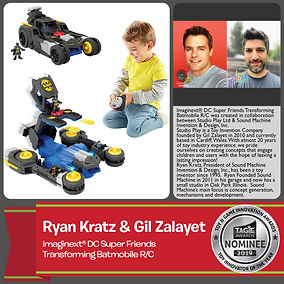 HGG 2019-Ryan Kratz and Gil Zalayet- Toy