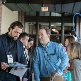 2019 Conference Josh West w Potty Duck i