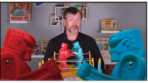 Who Invented Rock 'Em Sock 'Em Robots? | WTFF? Where's the Fun From?