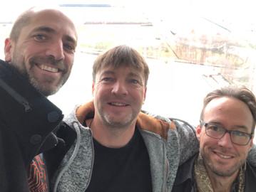 Andreas Hoenigschmid on GeoBender, SandArt, Chicxulub Meteor and More!