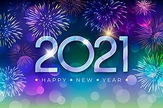 Happy New Year fireworks-new-year-2021-c