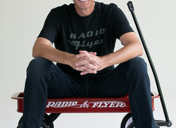 Robert Pasin, Chief Wagon Officer at Radio Flyer - tbr Person-of-the-Week