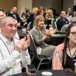 2019 Conference Darrell Jones, Sara Fura
