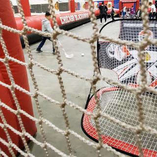2019 Fair inside Blackhawk rink 2 courte