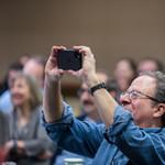 2019 Conference Rick Gurolnick taking pi