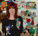 Lynn Anne Rosenblum-Collectively Speaking, What's your collecting obsession? tBR Person of the Week