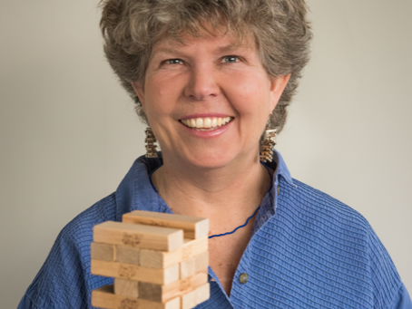"Interview with Leslie Scott, Inventor of Jenga. ""Sometimes Simple Works"""