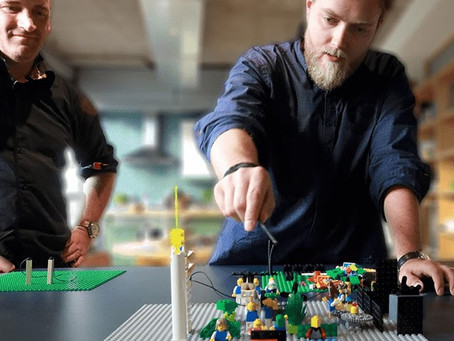 LEGO Serious Play in Post-Secondary Education and Professional Development
