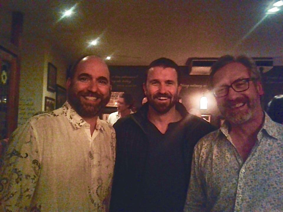 Tony Serebriany, Jim Harrison DISTOY Pub