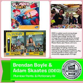 HGG 2019-Brendan Boyle & Adam Skaates (I
