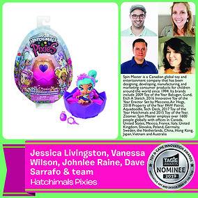HGG 2019-Jessica Livingston, Vanessa Wil