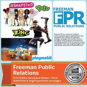 HGG 2019 Freeman Public Relations-PR & M