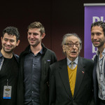 2019 Conference Alex, Sam, Daniel Fuhrer
