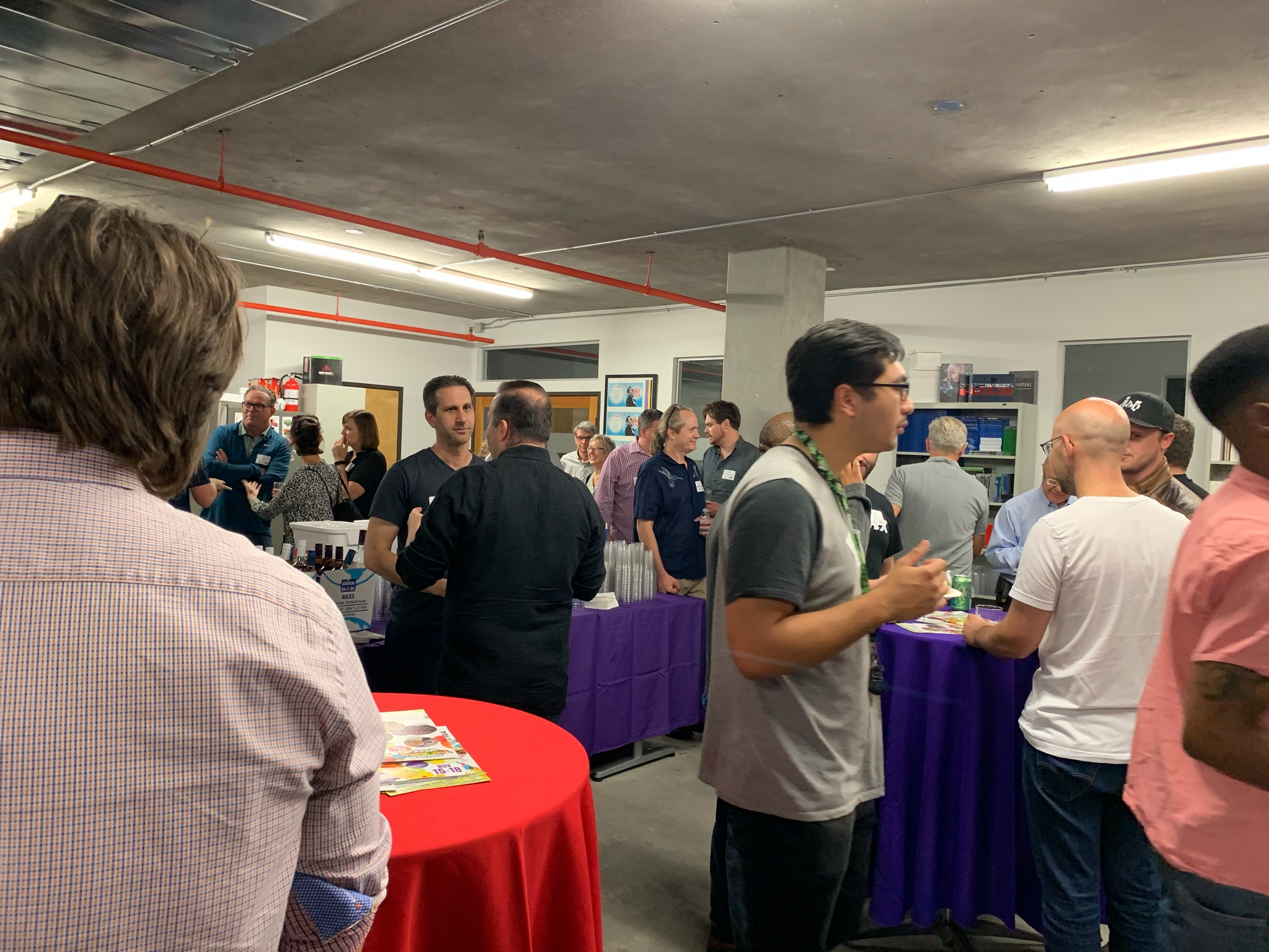 LA Sept 2018 event crowd shot 2
