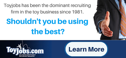 Toyjobs has been the dominant recruiting