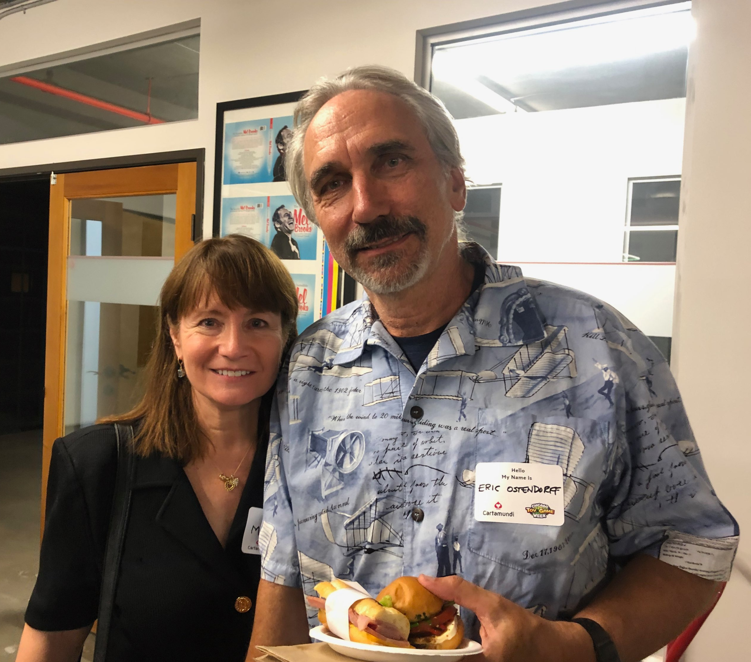 LA Sept 2019 event Eric Ostendorff and M