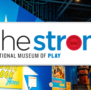 The Importance of Preserving How We Play with The Strong National Museum of Play: tBR Company of the