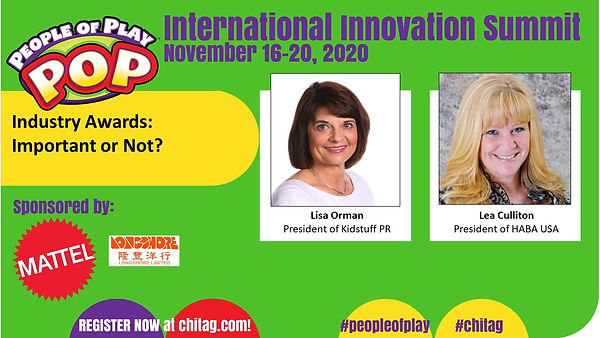 Industry Awards Important or Not CHITAG POP Int'l Innovation Summit 2020.jpg