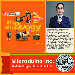 HGG 2019-Microduino Inc.-PR & Marketing-