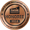 TAGIE Awards Honoree Seal - Hassenfeld F