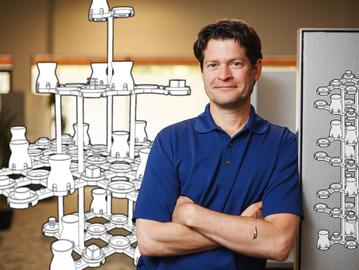 Dave Schultze - Inventor, Professor, Paraglider, Entrepreneur with Gridopolis