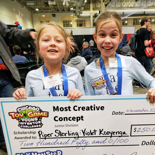 2019 YIC Most Creative Concept Winners P