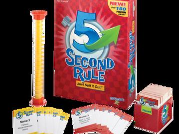 PlayMonster 5 Second Rule Marketing Team