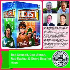HGG 2019-Bob Driscoll, Rob Daviau, & Don