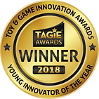 TAGIE Awards Winner Seal - Young Innovat