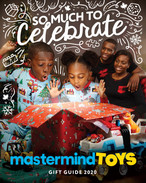 A sneak peek into the Mastermind Toys' Gift Guide—the most coveted wish list of the holiday season