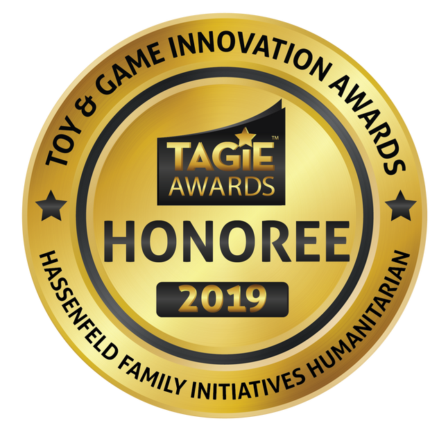 TAGIE Awards 2019 Honoree Seal - HASSENF