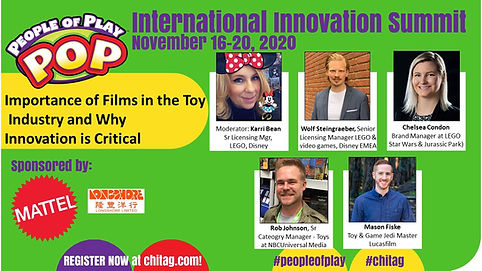 Importance of Films in the Toy Industry