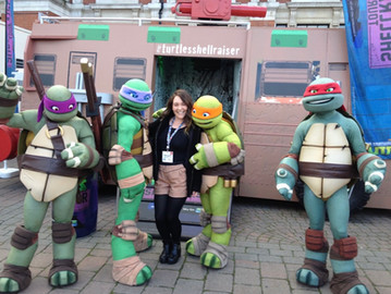Christina Callaghan - I've been in the Toy Industry since birth…