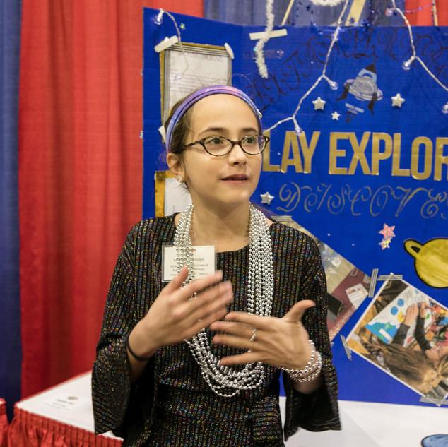 2019 YIC Play Explore inventor presentin