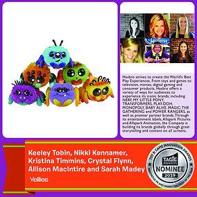 HGG 2019-Keeley Tobin, Nikki Kennamer, E