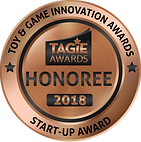 TAGIE Awards Honoree Seal  - Start Up Aw