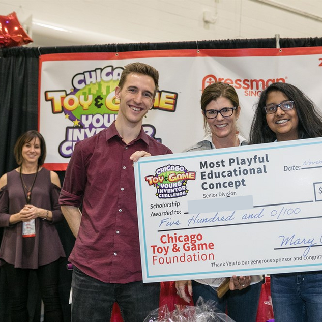 2019 YIC Most Playful Educational Concep