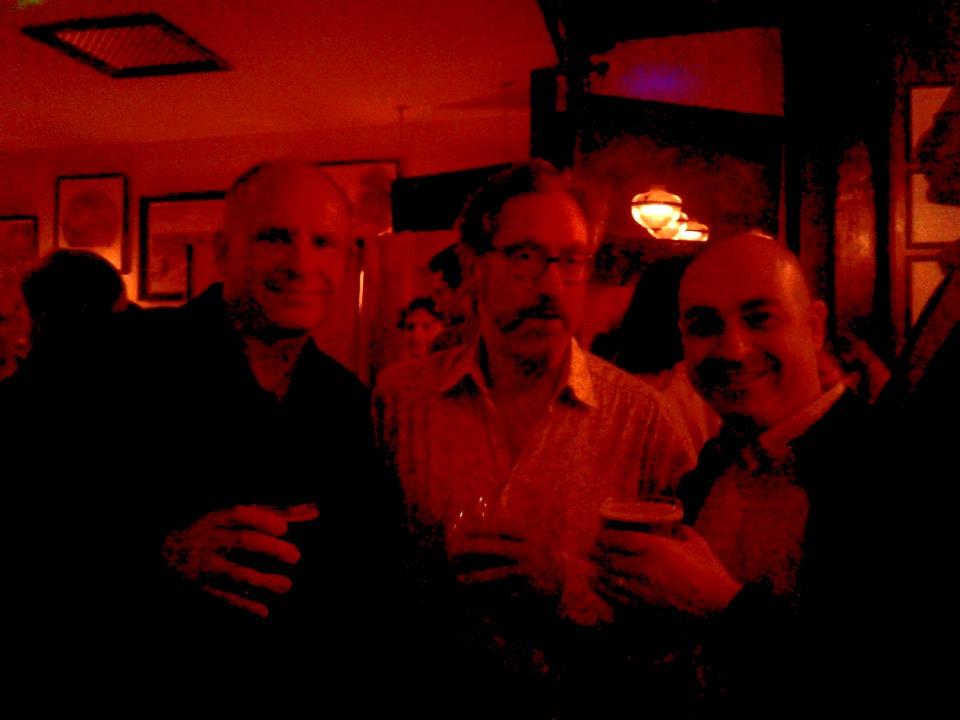 DISTOY 2019 Nigel Dye, Jim Harrison and