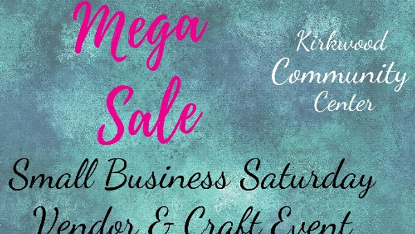 3rd Annual Small Business Saturday